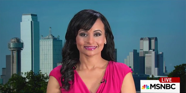 Trump spokeswoman Katrina Pierson (Photo: Screenshot)