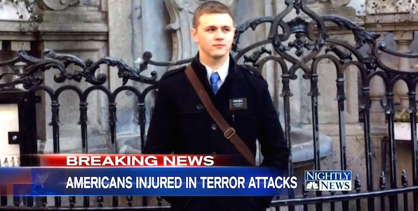 Mason Wells (Photo: NBC News screenshot)