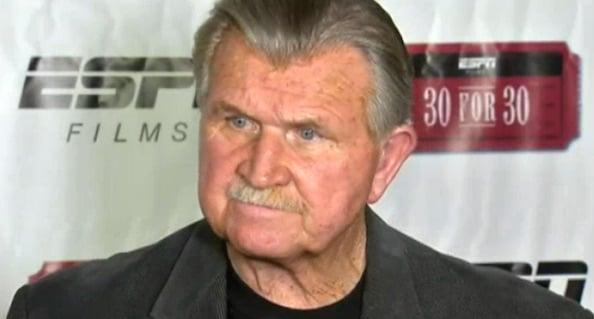 Mike Ditka (Photo: NBC 5 Chicago screenshot)