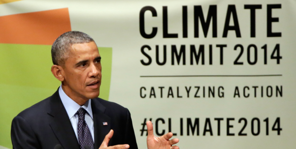 President Obama has been pushing a climate agenda since taking office.