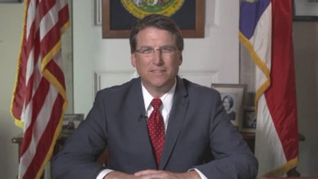 North Carolina Gov. Pat McCrory has incurred the wrath of corporate America and Democrats nationwide by signing a bill that will prevent transgender men from entering women's public restrooms and showers.