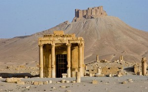 Temple of Baal, Palmyra, Syria, prior to its destruction by ISIS