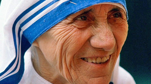 a description on mother teresa on the dedication of her life in helping the poor Kids learn about mother teresa's her entire life was fully devoted to helping the poor her father died when she was eight and she was raised by her mother.
