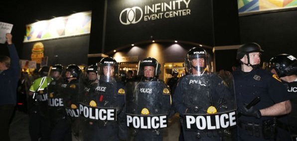 Police around the nation are joining on to President Obama's plan.