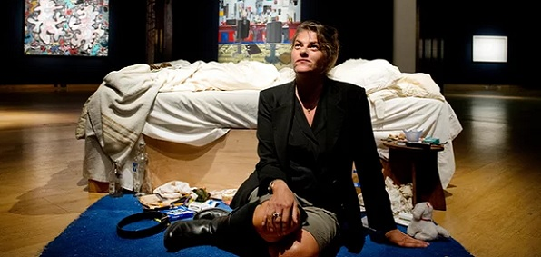 "Tracey Emin ""The Bed"""