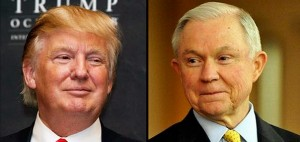 Trump chose immigration hawk Sen. Jeff Sessions, R-Ala., to be his attorney general.