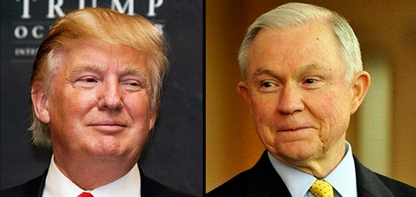 Trump has picked immigration hawk Sen. Jeff Sessions, R-Ala., to be his attorney general.