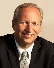 International Banker and Harvard Economist Larry Summers