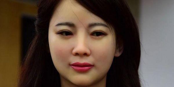 Latest In Sheer Creepiness Robot Women