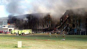 Pentagon on Sept. 11, 2001
