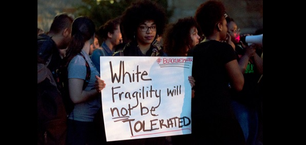 White fragility is the new white guilt concept