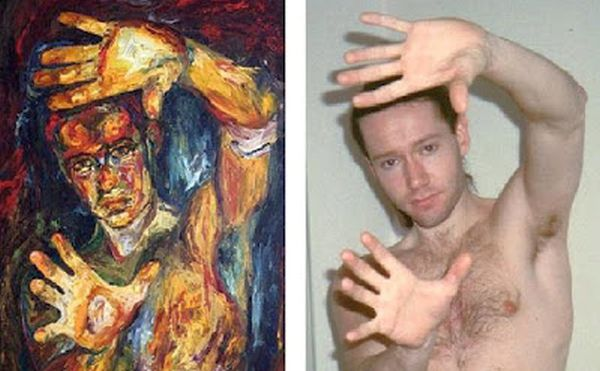 Example of painting vs. photograph for Emory Medical School study in 2011