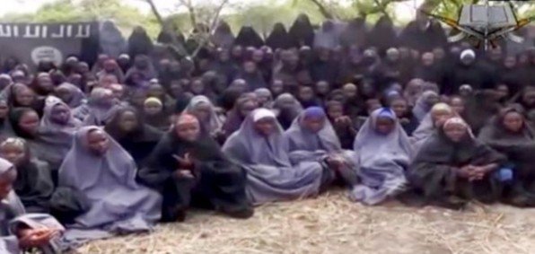 276 mostly Christian schoolgirls were abducted by Boko Haram in late April 2014.