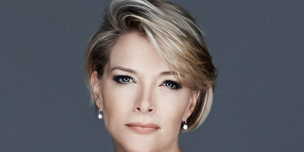 Megyn Kelly, on her new book cover