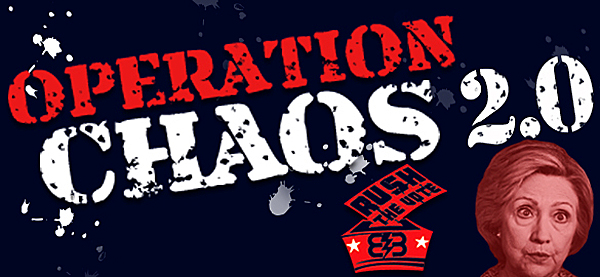 Rush Limbaugh is thinking about launching Operation Chaos 2.0 (image courtesy RushLimbaugh.com)