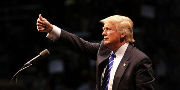GOP nominee Donald Trump (Photo: Twitter)