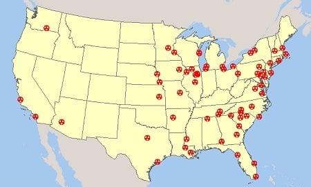 Map of U.S. Nuclear Plants - nei.org