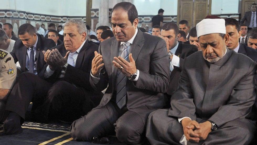 Egypt's President Abdel Fattah al-Sisi has called for the reformation of Islam