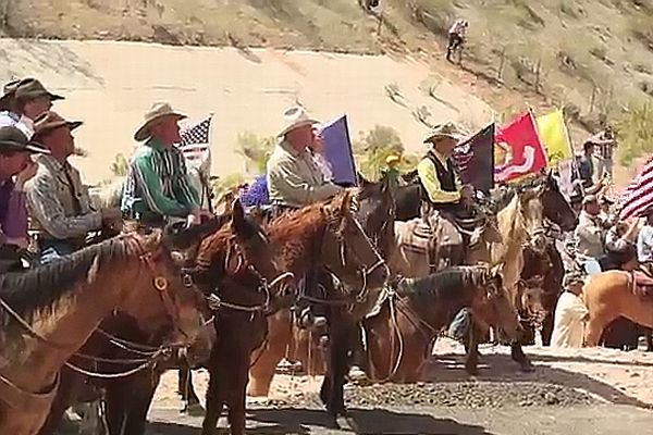 Bundy Ranch standoff