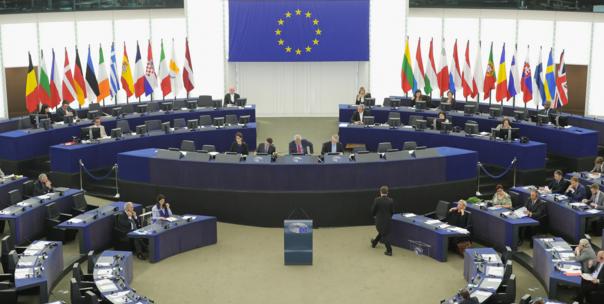 European Union Parliament, Brussels, Belgium