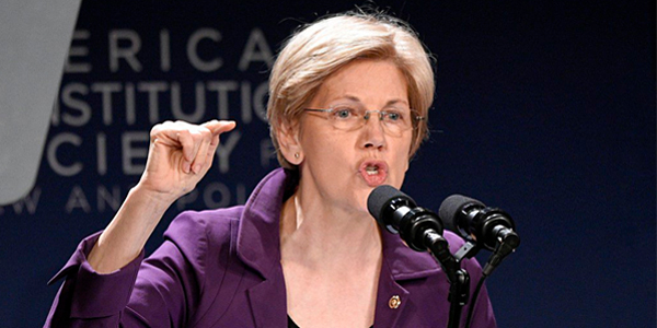 Sen. Elizabeth Warren, D-Mass. (Photo: Twitter)