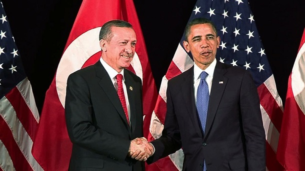 Turkish President Tayyip Erdoğan and President Obama