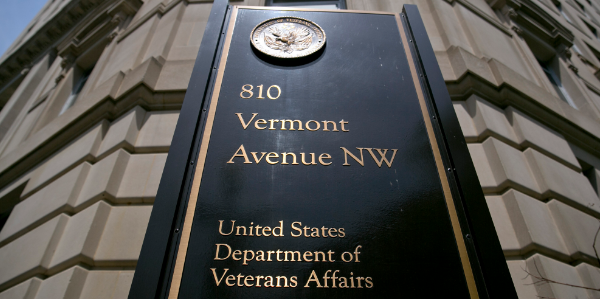 The headquarters of the Department of Veterans Affairs in Washington, D.C.