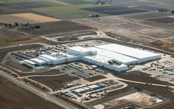 Chobani, maker of America's No. 1 selling yogurt brand, was honored with Food Engineering's 'Plant of the Year' award for its state-of-the-art facility in Twin Falls, Idaho. Opened on December 17, 2012, the Twin Falls facility was built in just 326 days following a $450 million investment.
