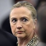 Presumptive Democratic presidential nominee and former Secretary of State Hillary Clinton