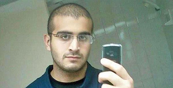 Mass murderer Omar Mateen