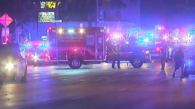 Pulse Nightclub in Orlando, Florida, scene of worst shooting in U.S. history