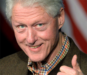 "Would you trust Bill Clinton on ""Take Your Daughter to Work Day"" over Hillary?"