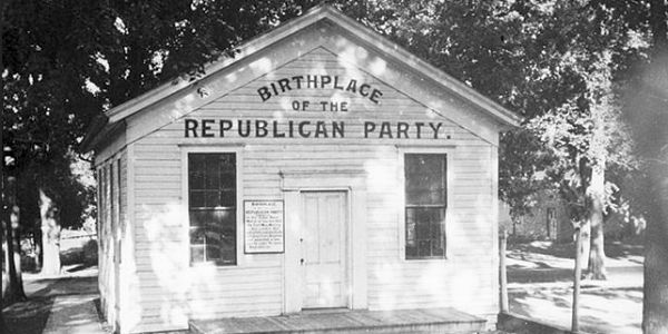 Birthplace of Republican Party