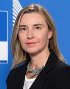 EU Vice President Federica Mogherini