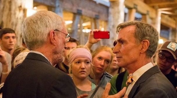 Ken Ham and Bill Nye