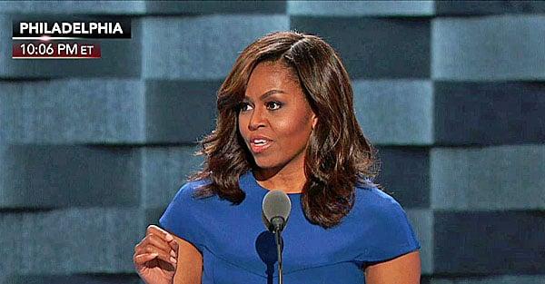 Michelle Obama raises Barack's birth-certificate issue - WND