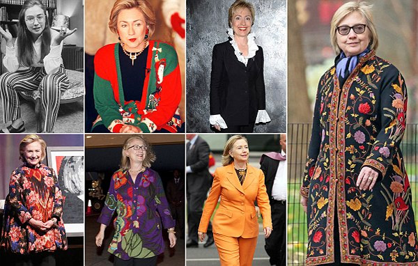Who Wore It Better You Won T Believe Hillary S New Outfit