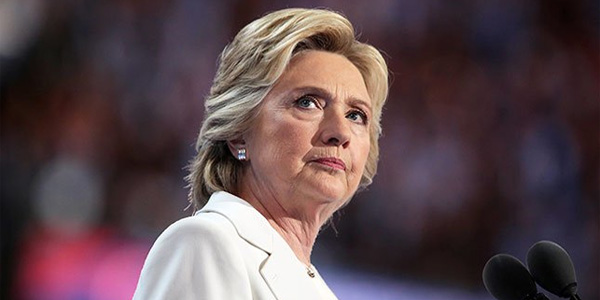 Democratic Party nominee Hillary Clinton (Photo: Twitter)