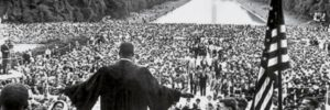 Martin Luther King Jr 'I have a dream' speech