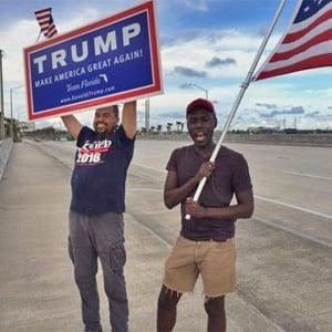 Trump-black-supporters