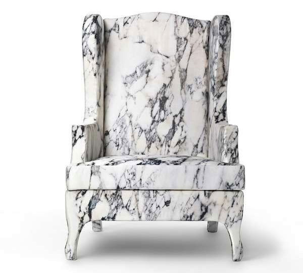 marble-pattern-chair
