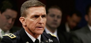 Former National Security Adviser and retired U.S. Army Lt. Gen. Michael T. Flynn