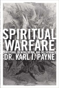 "The cover of WND Books' ""Spiritual Warfare"" by Karl Payne"