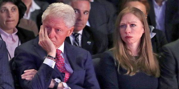 Arrest bill clinton sex predator