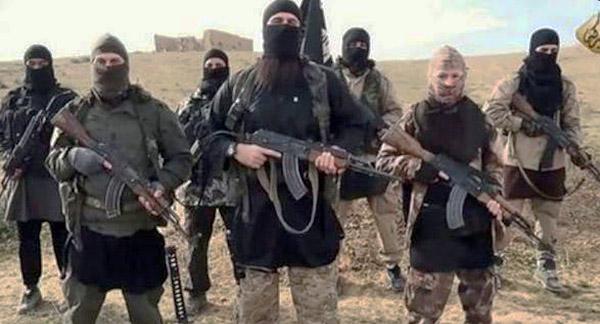 ISIS (Photo: Twitter/screenshot)