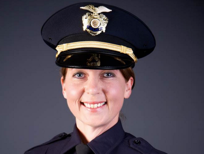 Tulsa Police Officer Betty Shelby (Tulsa Police Department)