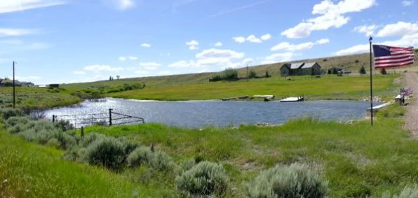 Wyoming pond-2