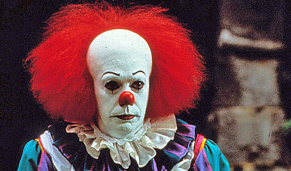 It spreads: Invasion of the scary killer clowns