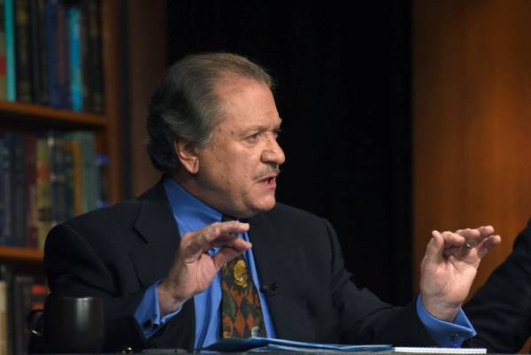 Former U.S. Attorney Joseph diGenova at Judicial Watch forum Sept. 29, 2016