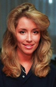 Donna Rice in 1987